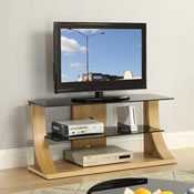Forme TV Stands Oak