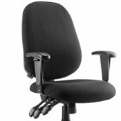 Office Chair Lake Black Or Blue