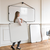 Portable White Board  Carry