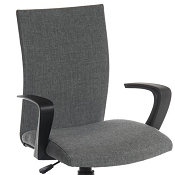 Home Office Chair @HomeWork Grey