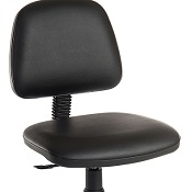 Wipe Clean Chair Zoom Black